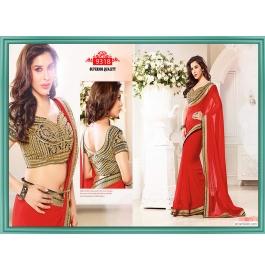 Sas Creations Best Red Saree