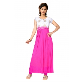 Kala Boutique Creation Gown Pink