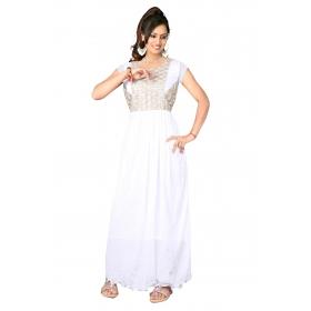 Kala Boutique Creation Gown White
