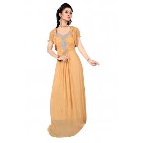 Kala Boutique Creation Gown Cream