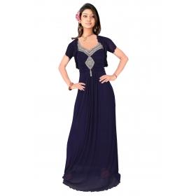 Kala Boutique Creation Gown Blue