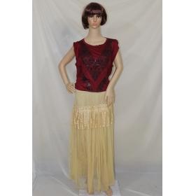 Sarva Skirt Top Designer