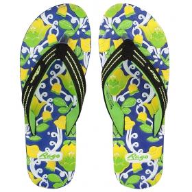 Rago Women's Flip Flops Eva Multicolour