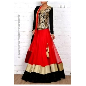 Sas Creation Beautiful Designer Lehenga