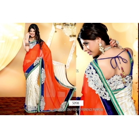 Sas Creation Ethnic Designer Saree