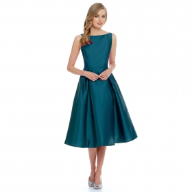 Designer Green Dress