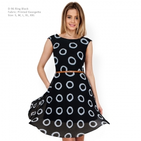 Exclusive Designer Black Dress