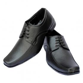 Sunbright Men's Shoes Black Formal Lace Up 201_6