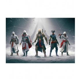 Assassins Creed Heroes Cm Poster -30x47 Cm