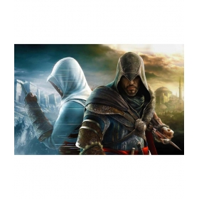 Assassins Creed Revelations Official Poster 12x19 Inch Poster