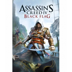 Assassins Creed 4 Black Flag 12x19 Inch Poster