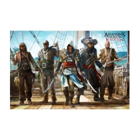 Assassins Creed 4 Black Flag -a Poster -30x47 Cm
