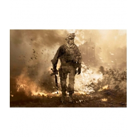 Call Of Duty Modern Warfare 2 12x19 Inch Poster