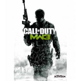 Call Of Duty Mw 3 Game Poster -12x19 Inches