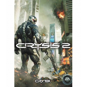Crysis 2 12x19 Inch Poster