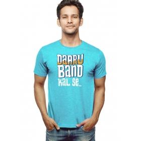 Daaru Band T Shirt Round Neck T Shirt