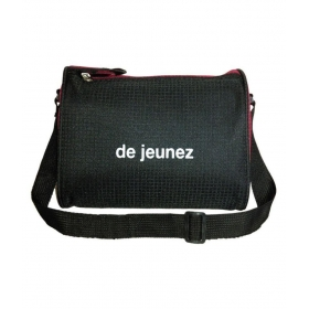Polyester Multi Color Lunch Bag