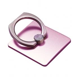 Universal 360 Rotating Rose Gold Metal Ring Mobile Holder