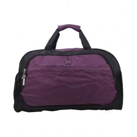 Multi Solid Duffle Bag