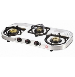 Prestige Gas Table - Royal - 3 Burner