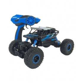 Rc Mini Rock Crawler Car - Multicolour