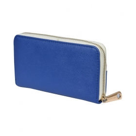 Diana Korr Blue Wallet