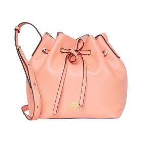 Diana Korr Pink P.u. Sling Bag