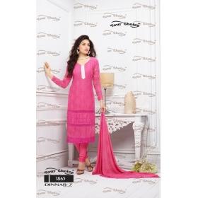 Chiffon Karachi Style Salwar Suit