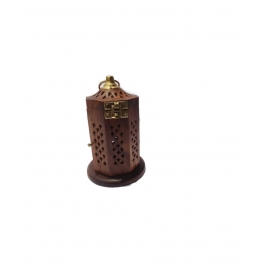 Desi Karigar Letter Box Shaped Lobandaan (dhoop Stand)