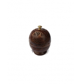Desi Karigar Egg Shaped Lobandaan (dhoop Stand)