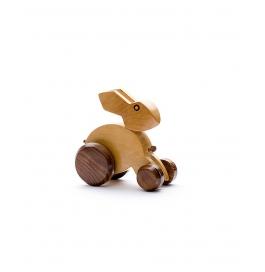 Desi Karigar Wooden Rabbit Toy