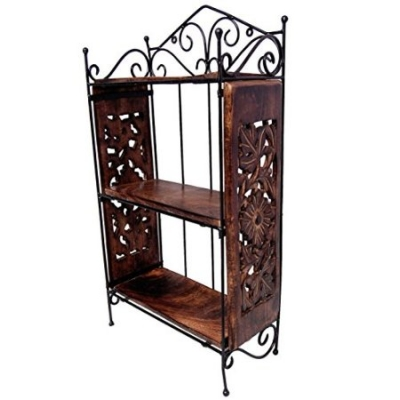 Desi Karigar  Home Decor 3 Shelf Rack