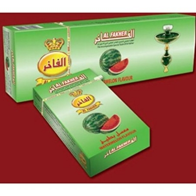 Desi Karigar Al Fakher Watermelon Flavour Imported Arabian Flavour For Hookah 500 Gm Pack Of 10