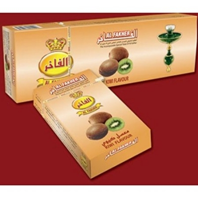 Desi Karigar Al Fakher Kiwi Flavour Imported Arabian Flavour For Hookah 500 Gm Pack Of 10