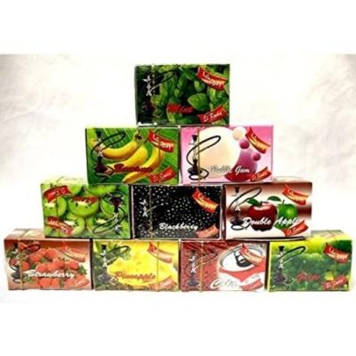 Desi Karigar Shisha Assorted Flavour For Hookah Pack Of 10 ( 500 Gram )