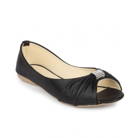 Black Ballerinas For Women