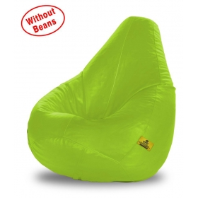 Bean Bag-xl Green -cover(without Beans)