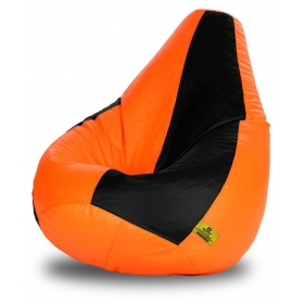 Dolphin Bean Bags Xxl Filled Bean Bag Orange