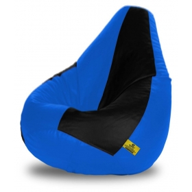 Dolphin Bean Bags Xxl Filled Bean Bag Blue