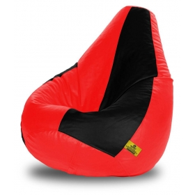 Dolphin Bean Bags Xxl Filled Bean Bag Red