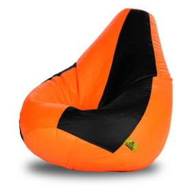 Bean Bags Xxxl Filled Bean Bag Orange
