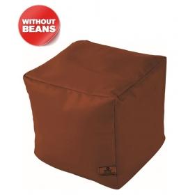 Puffy Bean Bag Cover-tan