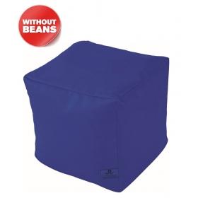 Puffy Bean Bag Cover-r.blue