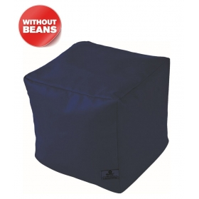 Puffy Bean Bag Cover-n.blue