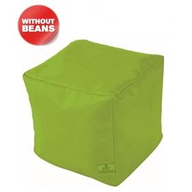 Puffy Bean Bag Cover-f.green