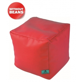Puffy Bean Bag Cover-pink