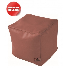 Puffy Bean Bag Cover-fawn