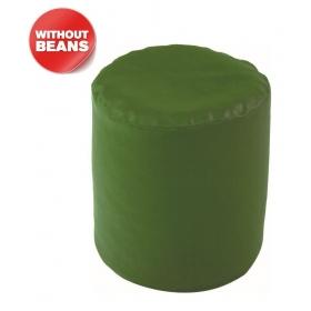 Puffy Bean Bag Cover-bottle Green
