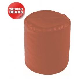 Puffy Bean Bag Cover-fawn