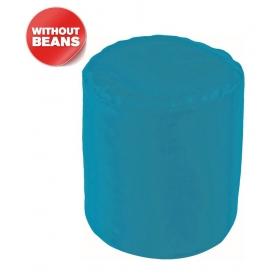 Puffy Bean Bag Cover-turqoise